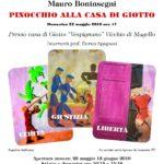 Vicchio – Presso la Casa di Giotto una mostra su Pinocchio