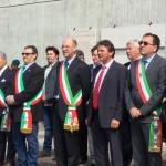 Rufina – Una delegazione a Buja in Friuli in occasione dell'anniversario del terremoto