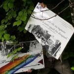 Vicchio – Atto vandalico al percorso della Costituzione di Barbiana