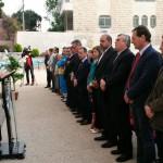Betlemme – Le Misericordie inaugurano un centro oculistico