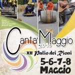 """Barberino di Mugello – dal 5 all'8 l'edizione 2016 del """"Canta'Maggio""""."""