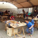 Pontassieve – La Bottega di Geppetto – Laboratorio di costruzioni in legno aperto ai giovanissimi