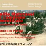 """Rufina – """"Emilio Materassi: un campione dimenticato"""" – Venerdi la presentazione del libro"""