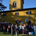 """Borgo San Lorenzo: Villa Pecori Giraldi di nuovo incantata con """"Mugello da Fiaba"""""""
