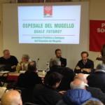 Borgo San Lorenzo – Ospedale del Mugello Quale futuro? – Tanta partecipazione all'assemblea pubblica organizzata dal PSI zona Mugello