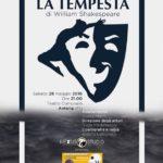 """Antella – Per il """"Festival Shakespeariano"""", va in scena """"La tempesta"""""""