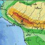 Toscana – Scossa di terremoto in provincia di Lucca