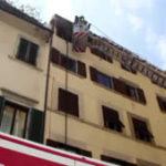 """Firenze – Incendio presso il BAR """"SHOCK CAFFE'"""""""
