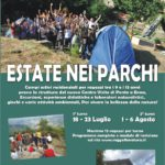 Reggello – Estate nei parchi: campi estivi ambientali per i ragazzi dai 9 ai 13 anni