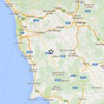 Volterra – Scossa di terremoto