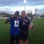 Calcio dilettanti – Rappresentativa Toscana categoria Juniores, premiata a Coverciano