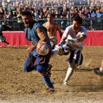 Firenze – Calcio storico – La finale sarà tra Azzurri e Bianchi