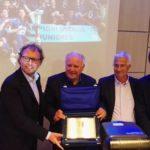 Festa grande a Coverciano per la premiazione i campioni d'Italia della Rappresentativa Toscana categoria Juniores.
