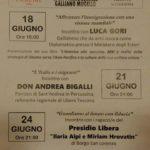 Stasera a Galliano si parla di migranti con Andrea Bigalli – Interessante momento di approfondimento
