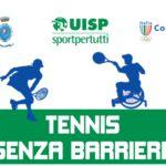 """""""Tennis senza barriere"""" a Barberino di Mugello"""