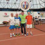 """Vittoria del Tennis Club di Borgo San Lorenzo nel campionato """"Coppa delle Torri di Arnolfo"""""""