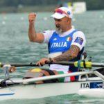 Firenze – La Canottieri in festa per Fabrizio Caselli in partenza per Rio