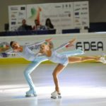 Da Vicchio a Friburgo – Claudio Casini con la Nazionale italiana di pattinaggio ai campionati europei