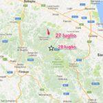 Mugello – Stanotte lieve scossa di terremoto zona San Godenzo