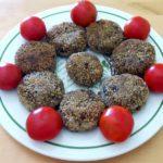 Rubrica di cucina – Polpette di melanzane