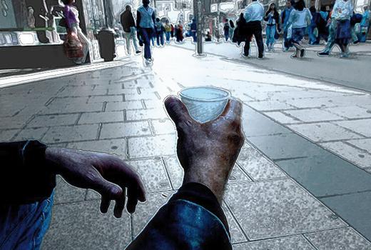 incontro europeo delle persone in povertà