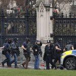 Londra – Attacco al Parlamento – L'attentatore è stato colpito