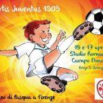 """Calcio giovanile – 6a edizione del torneo """"Pasqua a Firenze"""" organizzato dalla Fortis Juventus  – Il calendario delle gare"""