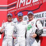 Carrera Cup Italia  – Mercatali 6° posto assoluto e 2° nella Michelin Cup