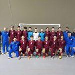 Torneo delle Regioni Calcio a 5 categoria juniores – La Toscana lotta col cuore ma soccombe 7-4 contro la Campania .