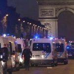 Ancora terrore a Parigi  – Stavolta agli Champs Elysées – Uccisi due poliziotti