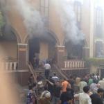 Esplosione in una chiesa cristiana copta a nord del Cairo – Almeno 25 i morti