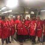 """Tripletta della """"Squadra Rossa"""" nell'edizione 2017 di Super Chef Evolution"""
