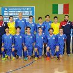 Torneo delle Regioni calcio a 5 categoria Allievi – Toscana eliminata dal Veneto