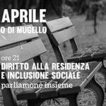 Al Circolo ARCI di Barberino di Mugello stasera si parla degli esclusi – DIRITTO ALLA RESIDENZA E INCLUSIONE SOCIALE.