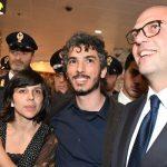 E' stato liberato ed è atterrato a Bologna Gabriele Del Grande – Le parole del padre