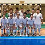 Torneo delle Regioni calcio a 5 – Ancora vittoriosa la squadra femminile – La borghigiana Letizia Giovannini tra i pali