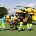 Grosseto – Operaio precipita da 8 metri ricoverato in gravi condizioni alle Scotte di Siena