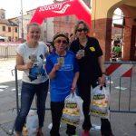 Marciatori alla Maratona del Lamone – Nove atleti gialloneri impegnati a Russi