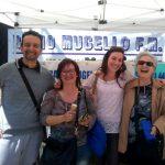 In pieno svolgimento la festa dei 40 anni di Radio Mugello