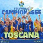 Calcio dilettanti – Torneo delle Regioni – La Toscana fa il bis con la vittoria della rappresentativa Femminile
