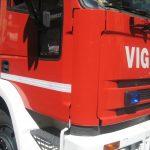 Grosseto – Incendio nella discarica in località Le Strillaie