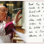 Il programma di appuntamenti e concerti per gli amanti della musica sacra, per ricordare i cento anni il Card. Domenico Bartolucci