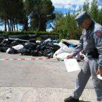 Calenzano – Due importanti sequestri di rifiuti da parte dei Carabinieri ambientali