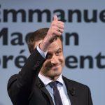 Emmanuel Macron è stato eletto presidente della Repubblica francese