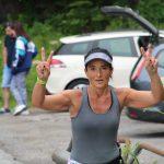 Ultramaratoneti gialloneri alla Pistoia-Abetone.