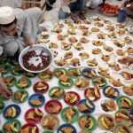 La conclusione del Ramadan – Le immagini dal centro Culturale Islamico di Borgo S. Lorenzo