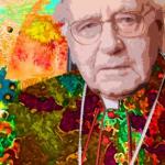 """Firenze – Nel """"Chiostro di Ognissanti"""" i ritratti del Cardinale Domenico Bartolucci realizzati dall'artista Renato Missaglia"""