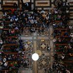 Firenze – Lo spettacolo suggestivo del passaggio del sole nello gnomone del duomo