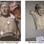 San Piero – Collocato nella Sala del Capitolo il busto in gesso dal calco del Cristo di Donatello