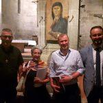 Borgo San Lorenzo – Inaugurata nuova illuminazione in Pieve e presentata la guida ai Sentieri di Giotto